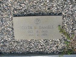 Clyde <i>Lomax</i> Daniels