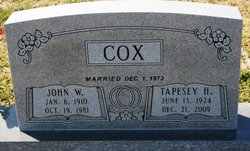 Tapesey Haley Reeves <i>Hill</i> Cox