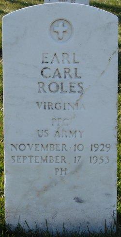 Earl Carl Roles