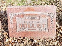 Edith Mae <i>Stevens</i> Bollet