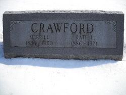 Kate Luella <i>Junkins</i> Crawford