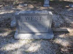 Priscilla J. <i>Burkhead</i> West