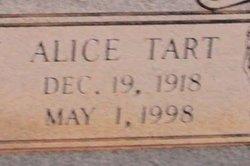 Alice Mae <i>Tart</i> Adams