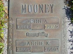 John A. Mooney