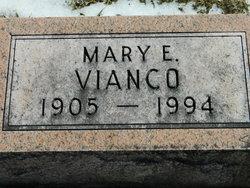 Mary E. <i>Sagers</i> Vianco
