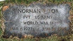 Norman V Fox
