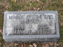Minnie Pitchford Whitney