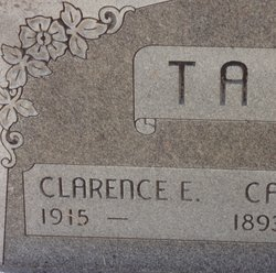 Clarence E Taylor