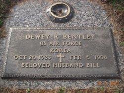 Dewey Roosevelt Bentley