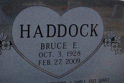 Bruce Earl Haddock