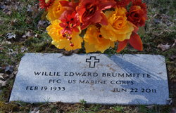 Willie E Bill Brummitte
