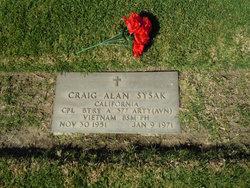 Corp Craig Alan Sysak