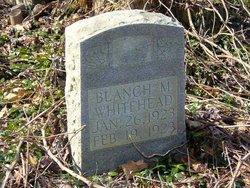 Blanch M. Whitehead