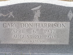 Gary Don Harrison