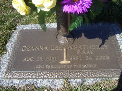 Deanna Lee <i>Perry</i> Weatherly