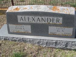 Dora Belle <i>Kelton</i> Alexander