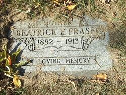 Beatrice E Fraser