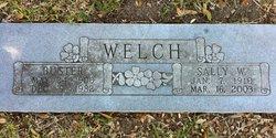 Sally Winifred <i>Bean</i> Welch