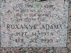 Roxanne Adams