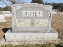 Nobie Green <i>Lann</i> Ritter