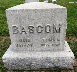 Emma A. <i>Dow</i> Bascom