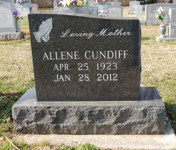 Allene Cundiff