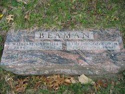 Ethel <i>Woodworth</i> Beaman
