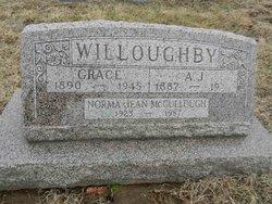 Grace <i>Stone</i> Willoughby