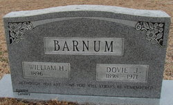 Dovie <i>Towery</i> Barnum