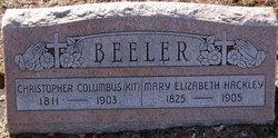 Christopher C Beeler