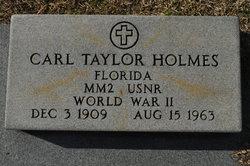 Carl Taylor Holmes