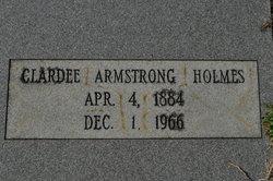 Clardee Armstrong Holmes