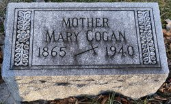 Mary <i>Noonan</i> Cogan