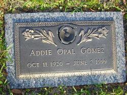 Addie Opal <i>May</i> Gomez