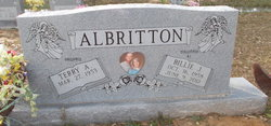 Billie Jean BJ <i>Denham</i> Albritton