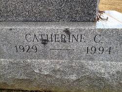 Catherine C <i>McPeek</i> Caton