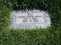 Albert Eugene Taylor