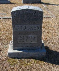 Emanuel William Crocker, Sr