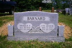 Arvella Vivian <i>Casey</i> Barnard