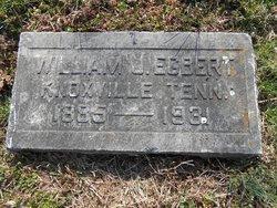 William Joseph Egbert