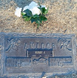 Henry James Amador
