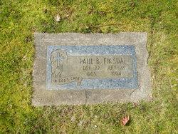 Paul Berger Fiksdal