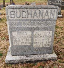 Alethea <i>Sublett</i> Buchanan