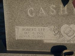 Robert Lee Cashwell