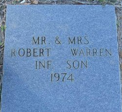 Infant Son Warren