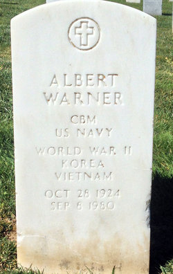 Albert William Warner