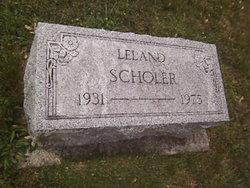 Leland Scholer