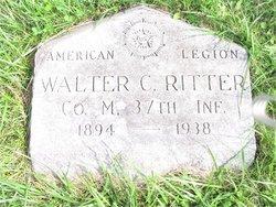 Walter C Ritter