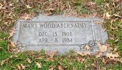 Mary Wood Abernathy