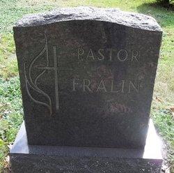 Rev Roy Lee Fralin